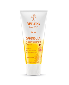 Calendula Nappy Change Cream 75 ml - Weleda