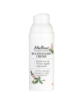 Multivitamin Creme 50 ml fra Mellisa - 330011
