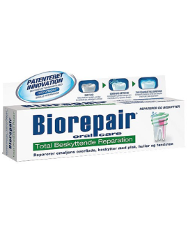 Biorepair total beskyttende Reparation 75 ml - 350001